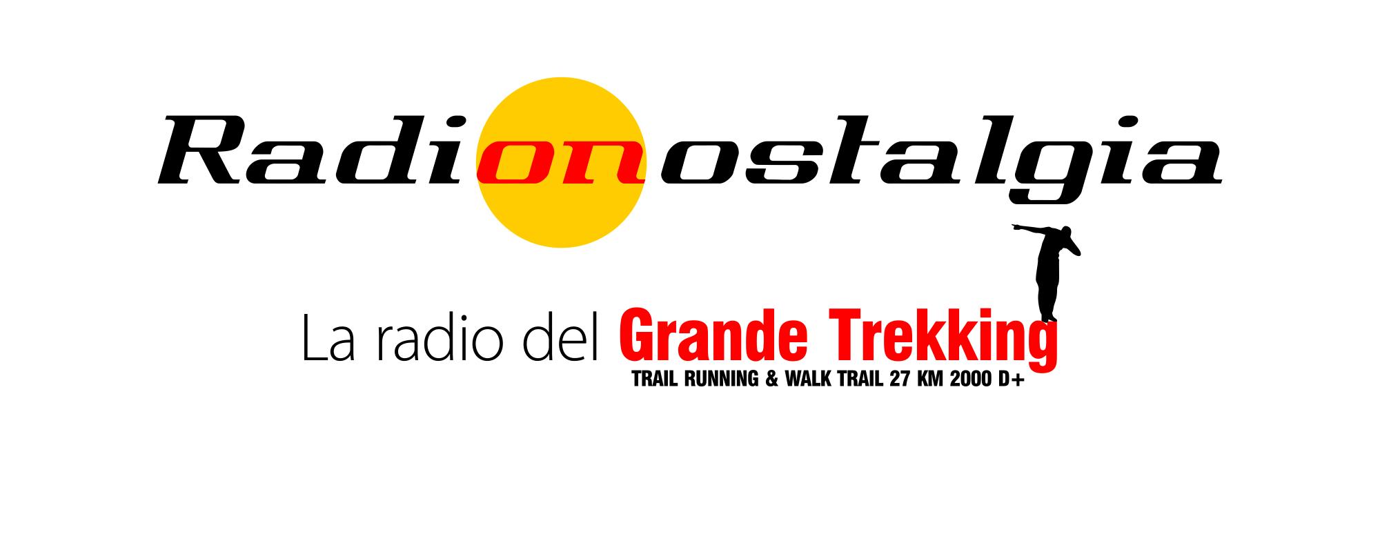 Il 7 Maggio anche Radio Nostalgia alla Grande Trekking  aradionostalgia3